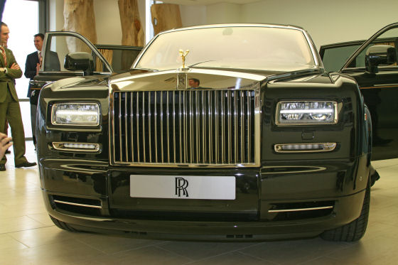 Rolls Royce Phantom Series II LED Headlights