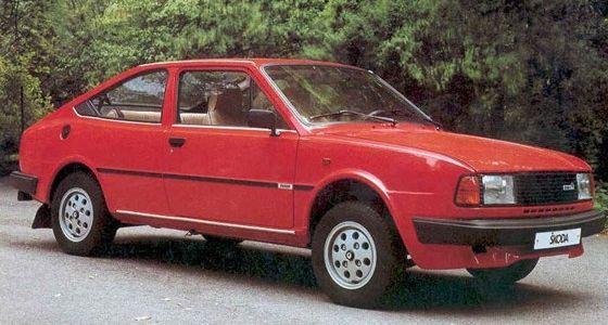 Skoda Rapid 130 Coupe