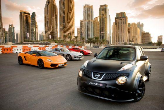 Nissan Juke-R Desert Nemesis