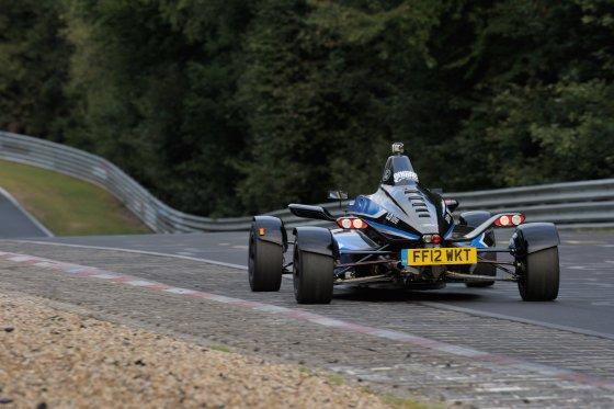 Formula Ford Nordschleife