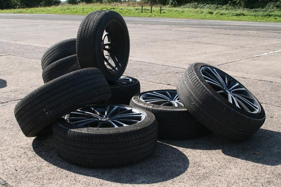 Toyota Drift School Tyres