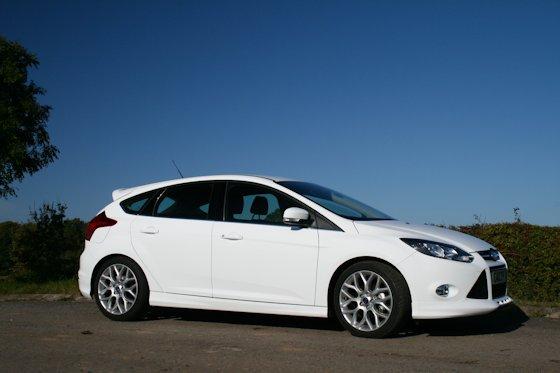 Ford Focus Zetec S Ecoboost