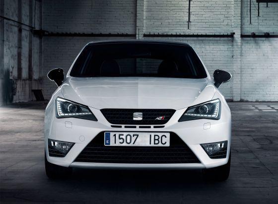 SEAT Ibiza Cupra 2013 Front