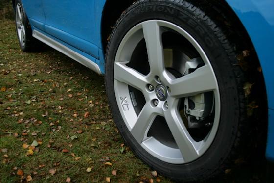 Volvo XC60 D5 Polestar Wheels