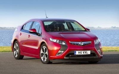 Vauxhall Ampera – Full Test