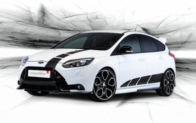 MS Design Restyles Ford Focus ST