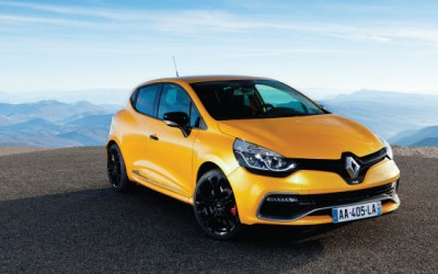 More Details On Renaultsport Clio 200 Turbo