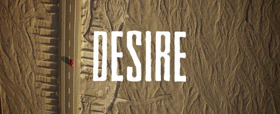 Desire Jaguar F-Type Film