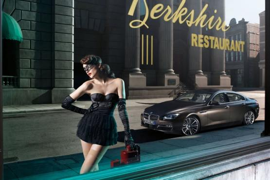 BMW 6-Series Gran Coupe Burlesque 09