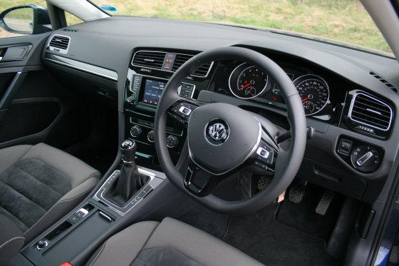 Volkswagen Golf GT Review