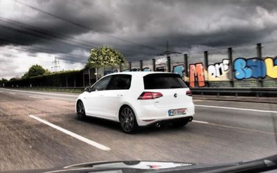 HG Motorsport Take Mk7 Golf GTI Past 300PS