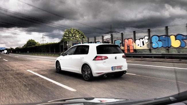 HG Motorsport Volkswagen Golf GTI