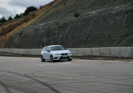SEAT Leon Cupra 280 3-door On Track (2014)