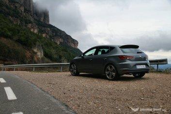 SEAT Leon Cupra 280 5-door (2014)