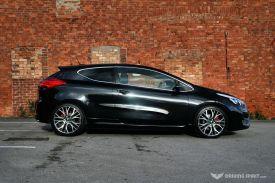 Kia Proceed GT Side