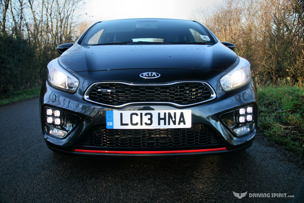 Kia Proceed GT Front