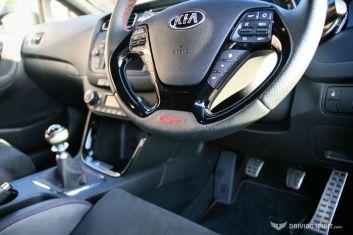 Kia Proceed GT Steering Wheel