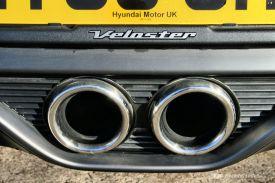 Hyundai Veloster Turbo Exhaust