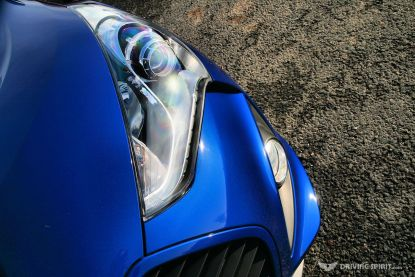 Hyundai Veloster Turbo Headlight