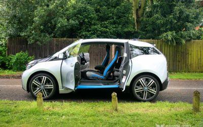 BMW i3 REX – First Impressions