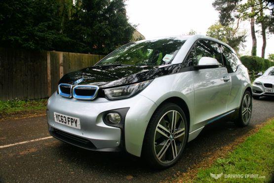 BMW i3 REX (2014)