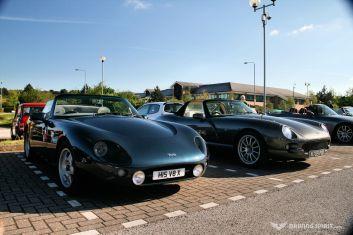 Car Cafe - Open Top TVRs