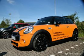 Car Cafe - New MINI Cooper S