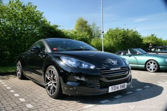 Car Cafe - Peugeot RCZ R