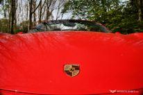 Porsche Boxster 981 Bonnet