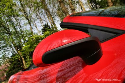 Porsche Boxster 981 Door Mirror