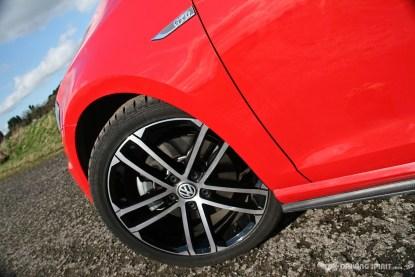 Volkswagen Golf GTD Wheel (2014)