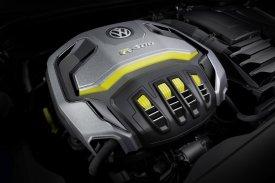 Volkswagen Golf R 400 Engine