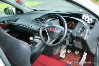 Honda Civic Type R MUGEN Interior 01