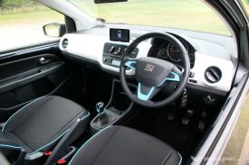 SEAT Mii Toca Dashboard (2014)