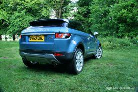Range Rover Evoque Prestige Coupe 2014-21