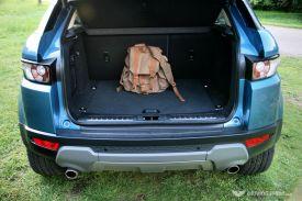 Range Rover Evoque Prestige Coupe Boot