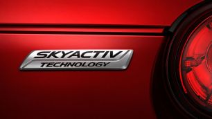 Mazda MX-5 Skyactiv Badge