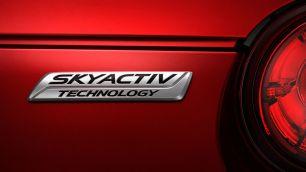 Mazda MX-5 Skyactiv Badge