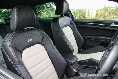Volkswagen Golf R Seats