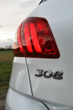 Peugeot 308 Feline Rear Light