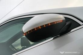Peugeot 308 Feline Door Mirror