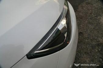 Peugeot 308 Feline Front Light