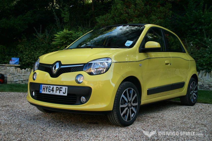 Renault Twingo (2014)