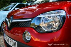 Renault Twingo Headlight (2014)