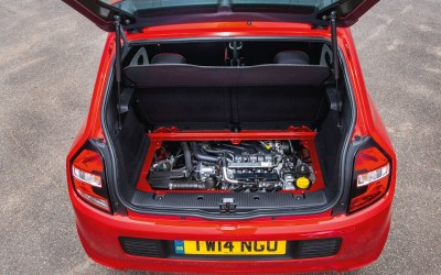Renault Twingo – First Impressions