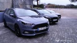2015 Ford Focus ST - Stealth Grey & Panther Black Estate