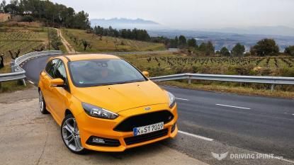 2015 Ford Focus ST - Tangerine Scream