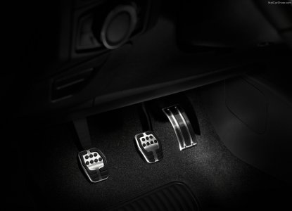 2015 Ford Focus ST Pedals