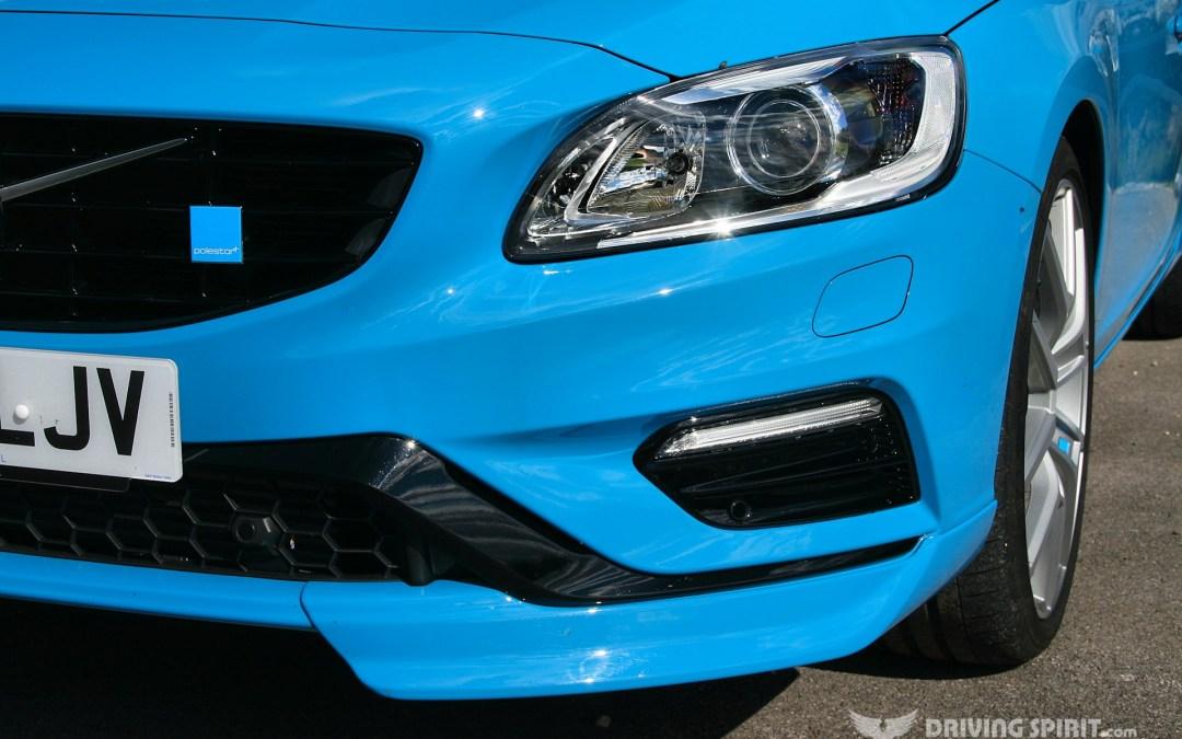 Volvo V60 Polestar 2014 – Full Test