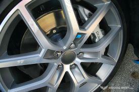 2014 Volvo V60 Polestar Estate Brakes